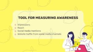 Perfomance indikator untuk mengukur brand awareness dalam influencer marketing campaign